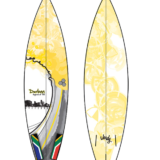 Design Competition - Surfboard Design for Jordy Smith